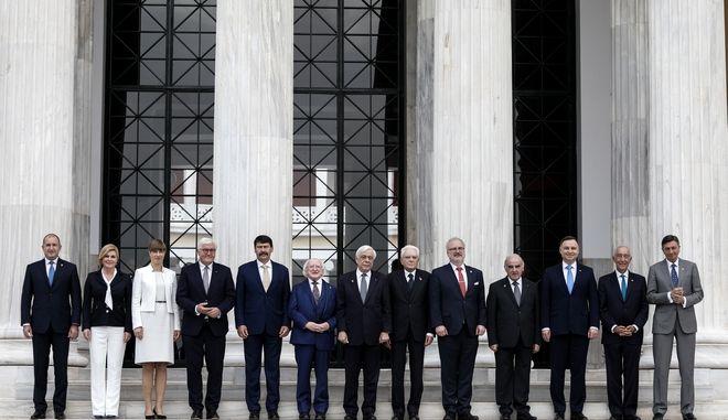 """15η Άτυπη Σύνοδος των Αρχηγών Κρατών της """"Ομάδος Αrraiolos"""""""