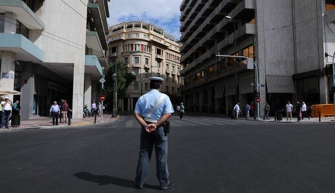 Κυκλοφοριακές ρυθμίσεις στο κέντρο της Αθήνας για το Ράλλυ Ακρόπολις 2021