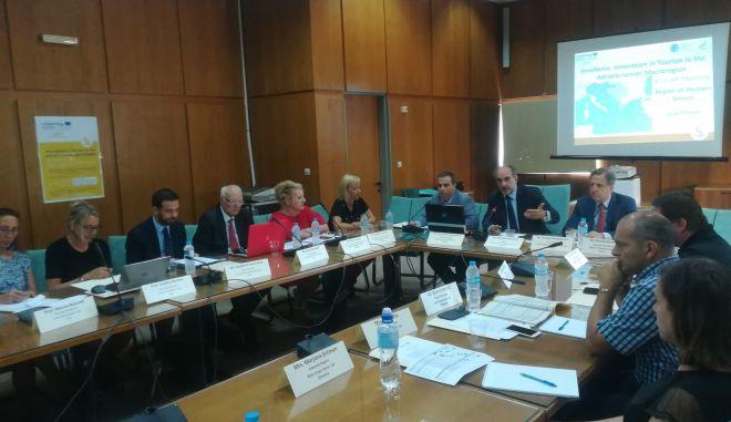 Πέντε ευρωπαϊκά προγράμματα διασύνδεσης πολιτισμού, αγροδιατροφής και τουρισμού στην Ηλεία