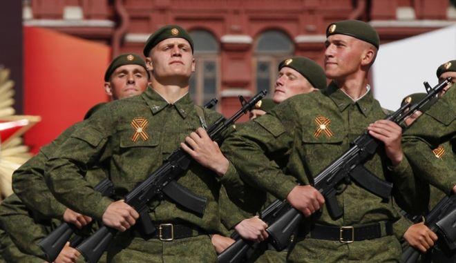 Ρωσικός στρατός (φωτογραφία αρχείου)
