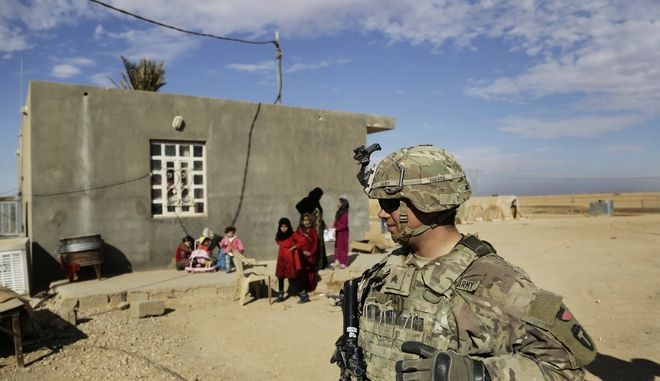 Οι αμερικανικές δυνάμεις θα παραμείνουν στο Ιράκ για όσο χρειαστεί