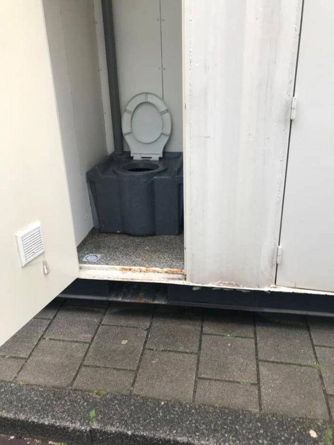 Τουρίστας πήγε στο Άμστερνταμ, ανακάλυψε ότι το Airbnb που έκλεισε ήταν κοντέινερ