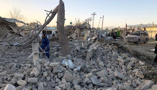 Επίθεση κοντά σε νοσοκομείο στο Αφγανιστάν