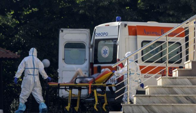 36 κρούσματα σε οίκο ευγηρίας στο Ασβεστοχώρι