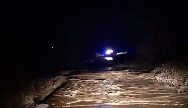 Κακοκαιρία: Προβλήματα σε Θεσσαλονίκη, Λέσβο, Έβρο - Ξεχείλισαν ποτάμια, πλημμύρισαν σπίτια