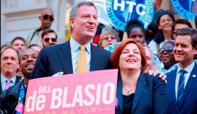 Ένας αριστερός για τη δημαρχία της Νέας Υόρκης