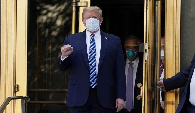 O Donald Trump