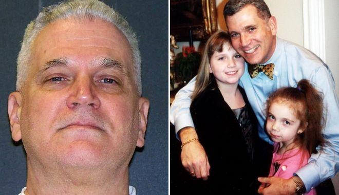 Εκτέλεσαν τον δολοφόνο που σκότωσε τις κόρες του βάζοντας τη γυναίκα του να ακούει από το τηλέφωνο