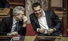 Σκάνδαλο Novartis: 'Ναι' της Βουλής σε Προανακριτική για 10 πολιτικά πρόσωπα- Χωρίς εκπλήξεις η ψηφοφορία