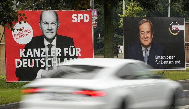 Προεκλογική περίοδος στη Γερμανία
