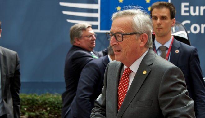 Σύνοδος Κορυφής των ηγετών της Ευρωπαϊκής Ένωσης (φωτό αρχείου)
