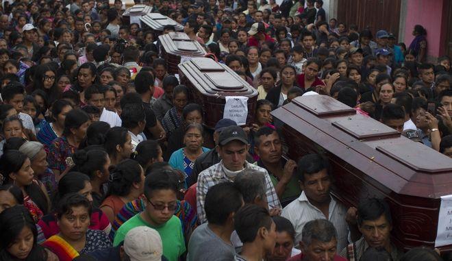 Γουατεμάλα: Στους 65 οι νεκροί από την έκρηξη του ηφαιστείου