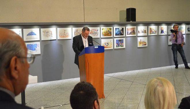 Πρόεδρος ΣΤΑΣΥ: Tο πώς αποφασίστηκε να επιτραπεί η ανάρτηση της αφίσας θα πρέπει να αποτελέσει αντικείμενο έρευνας