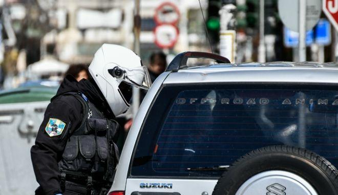 Αστυνομικός στην Πρέβεζα