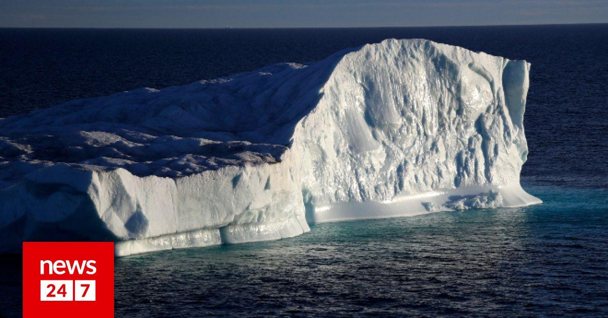 Γιατί έλιωσε το μεγαλύτερο παγόβουνο του πλανήτη - Παγκόσμιος συναγερμός για την κλιματική αλλαγή - Περιβάλλον   News 24/7 - News247.gr