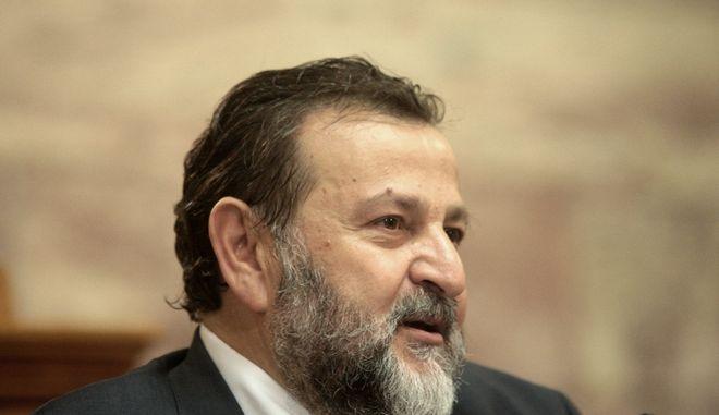 Ο γραμματέας της ΚΟ της Δημοκρατικής Συμπαράταξης Βασίλης Κεγκέρογλου