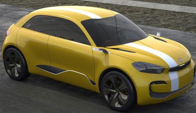 Το νέο Kia CUB για πρώτη φορά στο Διεθνές Σαλόνι Αυτοκινήτου στη Σεούλ