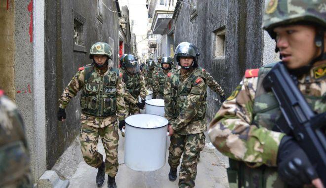 """Είναι ο """"Χάιζενμπεργκ"""" στην Κίνα; Κατέσχεσαν τρεις τόνους μεθαμφεταμίνης"""