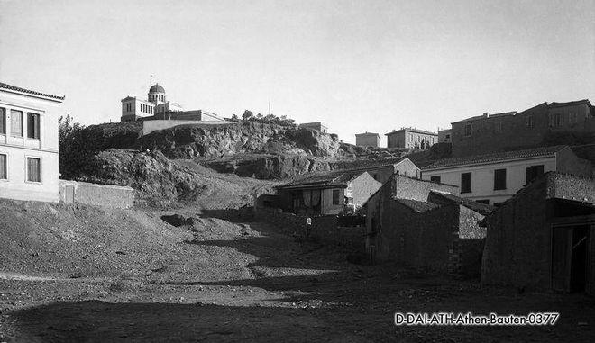 Όταν η Αθήνα είχε ποτάμι. 20 καρέ μιάς άλλης εποχής Asteroskopeio