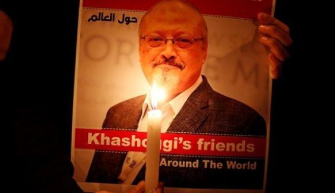 Συγκέντρωση στη μνήμη του Κασόγκι στην Κωνσταντινούπολη