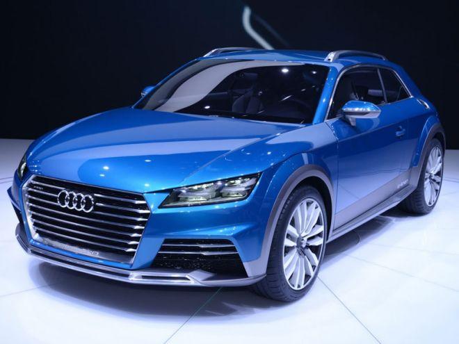 Audi Allroad Shooting Brake Concept. Με το βλέμμα στο εγγύς μέλλον