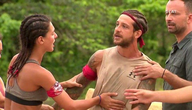 """Έξαλλος ο Ηλίας Μπόγδανος στο """"Survivor 4"""""""