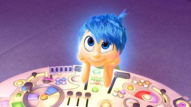 INSIDE OUT  Pictured: Joy. ©2015 DisneyPixar. All Rights Reserved.