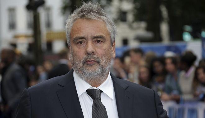 Για βιασμό μήνυσαν τον Γάλλο σκηνοθέτη Λικ Μπεσόν
