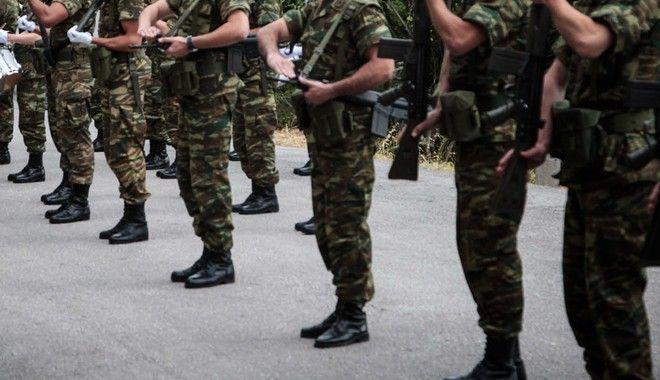 Στρατιώτες (φωτογραφία αρχείου)