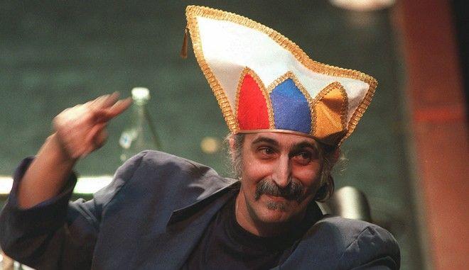 """4 Δεκεμβρίου του 1993... η μέρα που """"έφυγε"""" ο Φρανκ Ζάππα, αφήνοντας τον κόσμο πιο γκρίζο και πιο βαρετό"""