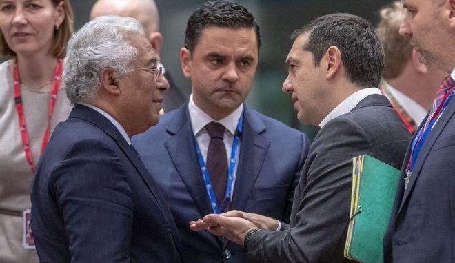 Τσίπρας στο Συμβούλιο ΕΕ: Προϋπολογισμός και ΚΑΠ υπέρ των πολιτών - Μην κάνουμε δώρο στην ακροδεξιά