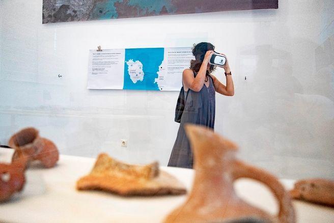 Ξενάγηση στην ανασκαφή της Κέρου μέσω VR Glasses