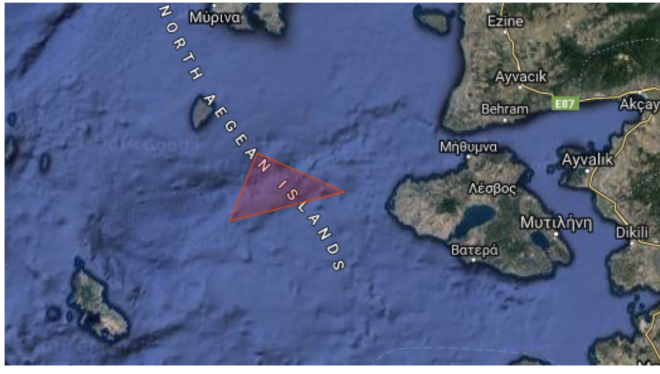 NAVTEX των Τούρκων στην Κύπρο για άσκηση