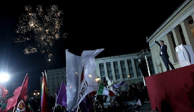 Κυβέρνηση ΣΥΡΙΖΑ - ΑΝΕΛ: Ακόμα ψάχνουμε την ελπίδα