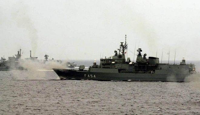 Άσκηση του ΝΑΤΟ στο Αιγαίο