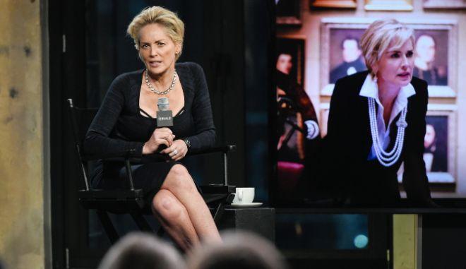 """Σάρον Στόουν: Συγκλονίζει η επιθανάτια εμπειρία της - """"Ήμουν στο τούνελ φωτός"""""""
