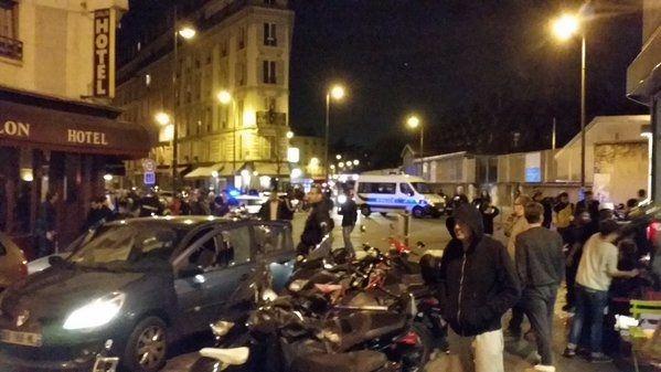 Eκρήξεις και πυροβολισμοί στο κέντρο του Παρισιού: Νεκροί και τραυματίες. Οι δράστες κρατούν ομήρους στο θέατρο Bataclan
