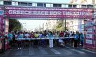 """11ος αγώνας """"Greece Race for the Cure""""."""