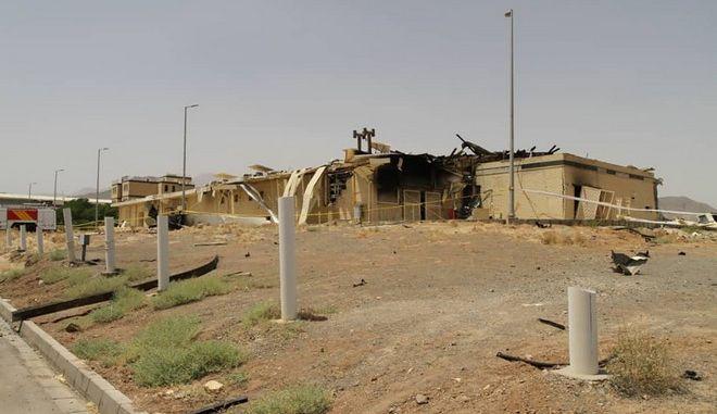 Πυρκαγιά σε σταθμό παραγωγής ηλεκτρικής ενέργειας στο Ιράν