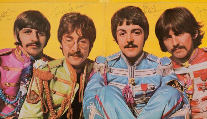 Έδωσε 290.500$ για έναν δίσκο των Beatles
