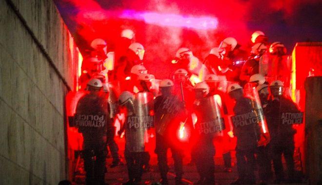 Απογευματινό κάλεσμα σε συλλαλητήριο ενάντια στην συμφωνία που προωθεί η κυβέρνηση για την ονομασία των Σκοπίων,παράλληλα με την συζήτηση που διεξάγεται μέσα στην βουλή, Σάββατο 16 Ιουνίου 2018 (EUROKINISSI/ΧΡΗΣΤΟΣ ΜΠΟΝΗΣ)