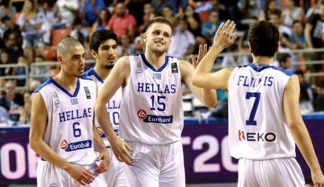 Ελλάδα - Ισραήλ τελικός: Πρωταθλήτρια Ευρώπης η Εθνική Νέων Ανδρών