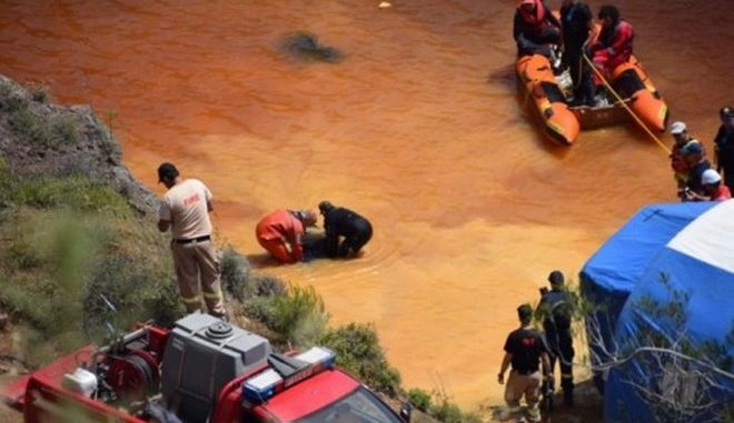 "Serial killer στην Κύπρο: Σορός γυναίκας στη ""βαλίτσα του θανάτου"" στην Κόκκινη Λίμνη"