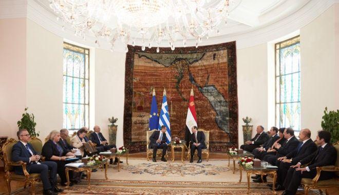 Τριμερής Αιγύπτου - Ελλάδας - Κύπρου