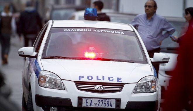 Όχημα της Ελληνικής Αστυνομίας