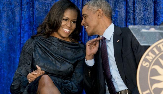 Το Netflix 'χρυσώνει' τον Ομπάμα προκειμένου να πει 'ναι' σε τηλεοπτικό show