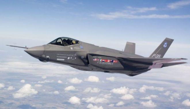 Η Lockheed Martin εξοπλίζει την Τουρκία με 24 μαχητικά F-35