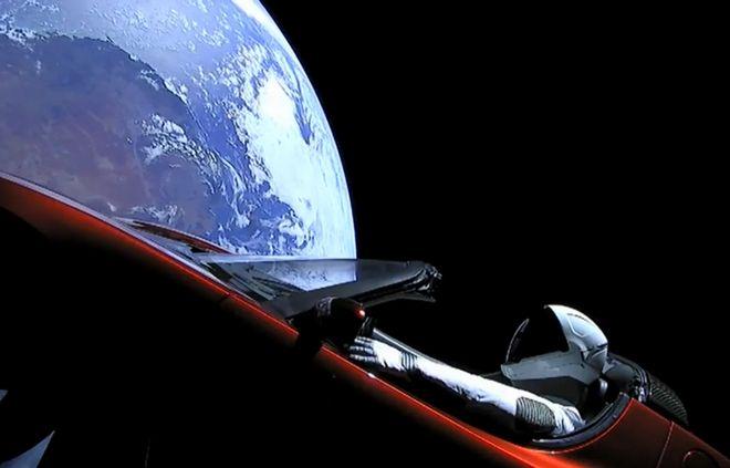 Mars και Musk: Η κατάκτηση του Άρη και ένας
