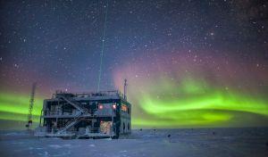 Φωτογραφία από τον αμερικανικό οργανισμό NOAA,  που διεξάγει έρευνες για την τρύπα του όζοντος