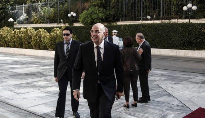 Δένδιας: Η κυβέρνηση ένωσε τους δανειστές στις απαιτήσεις τους από την Ελλάδα